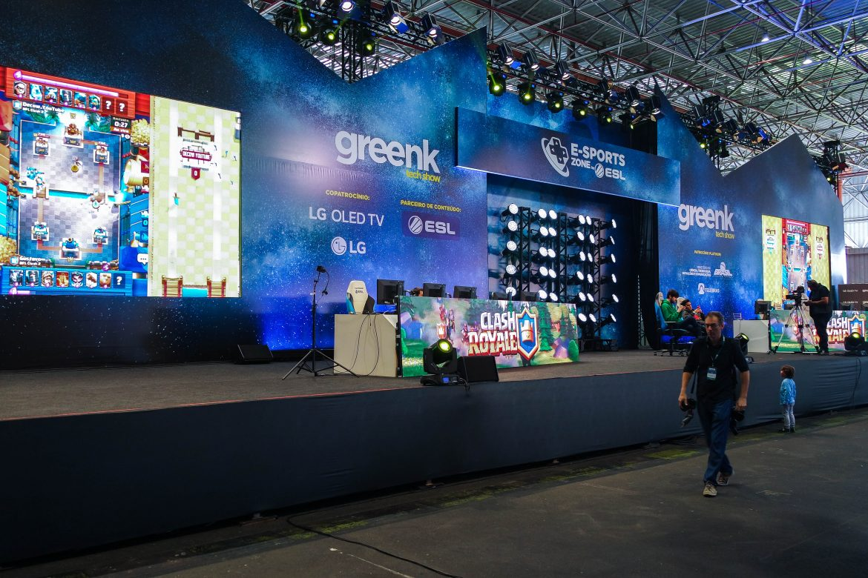 Greenk Tech Show 2018