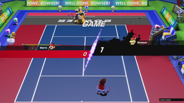 Beta Mario Tennis Aces