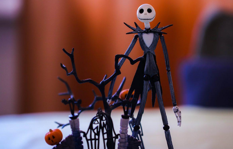Revoltech: Jack Esqueleto – O Estranho Mundo de Jack