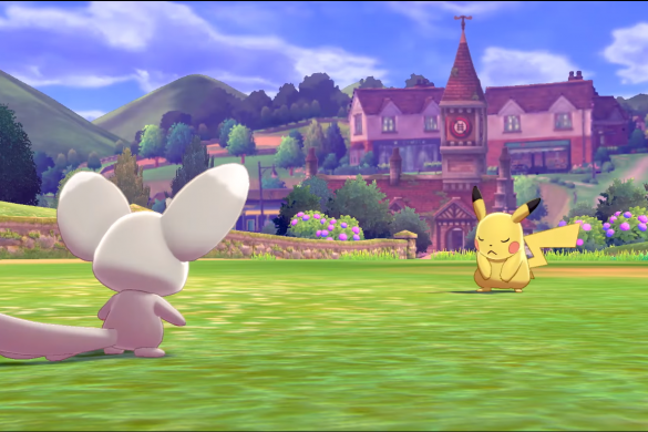 Pokémon Sword e Pokémon Shield Anunciados para Switch